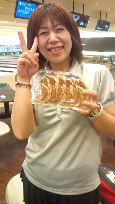 餃子〜!(^^)!